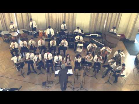 CSUS Instrumental Music April 2014 Disney Film Favorites