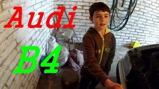 видео Замена сальников Ауди
