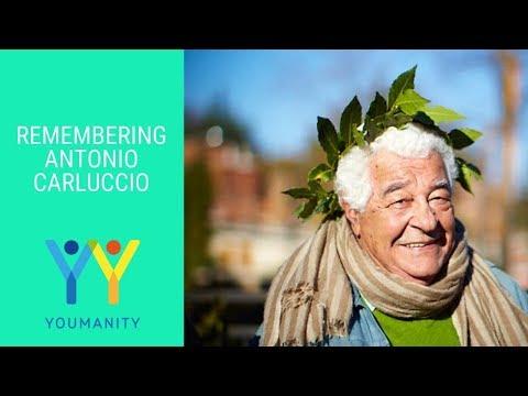 Remembering Antonio Carluccio