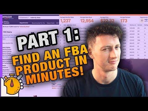 $10K Amazon FBA Brand in 30-Minute Challenge! (Part 1)