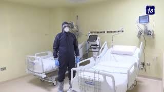 مستشفى الملك المؤسس: المصابون بفيروس كورونا بحالة جيدة - 4-4-2020