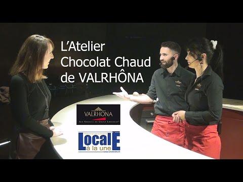 Cité du Chocolat Valrhôna   Atelier Chocolat Chaud   Décembre 2016