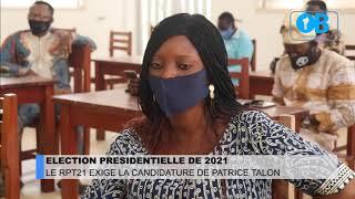 Réseau Patrice Talon 2021