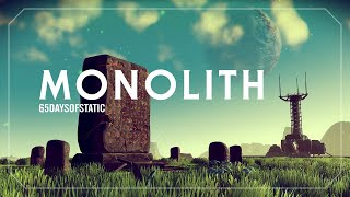 Monolith | 65daysofstatic (No Man's Sky)