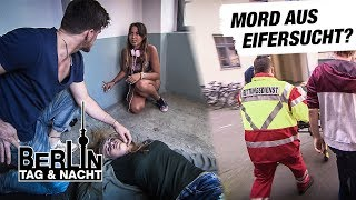 Berlin - Tag & Nacht - Mord aus Eifersucht?! #1533 - RTL II
