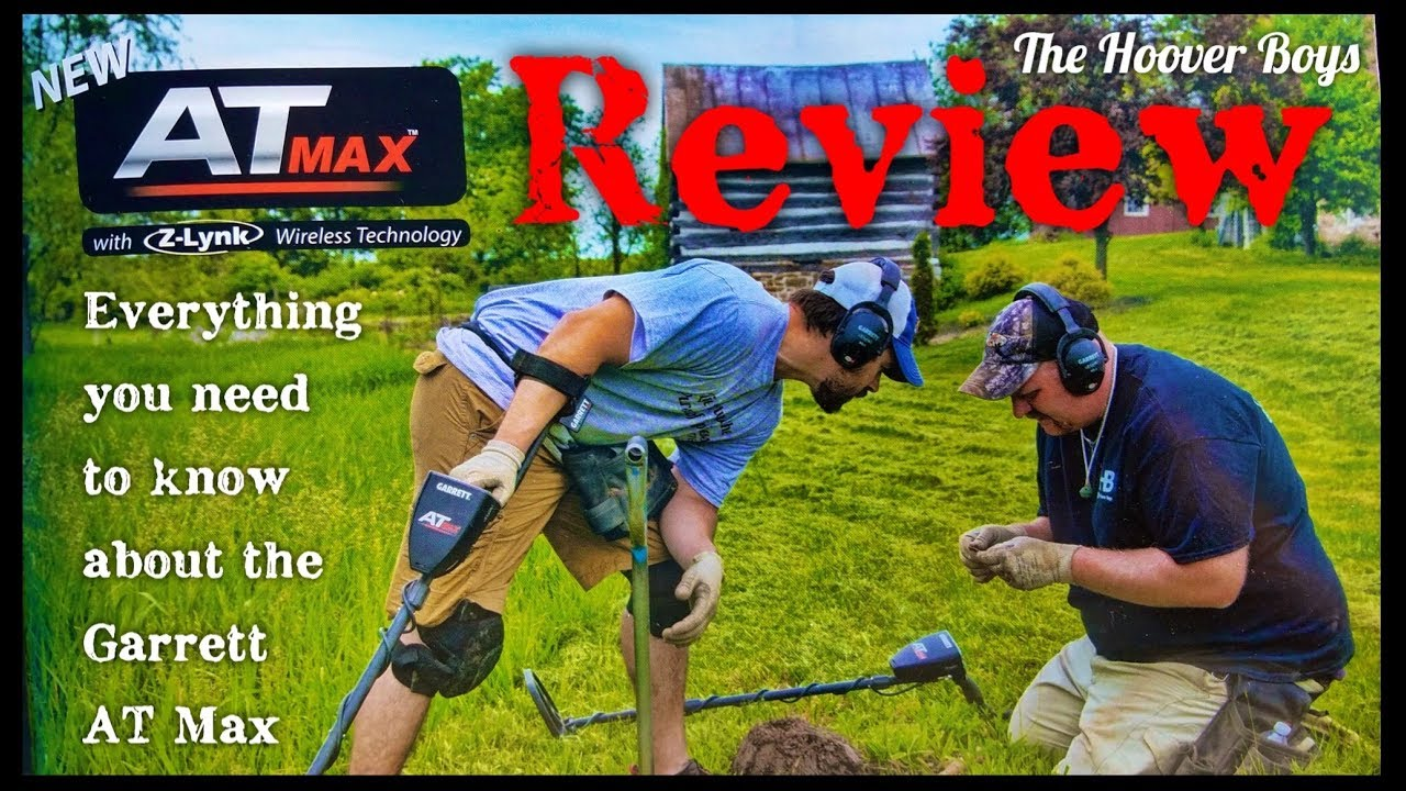 e5f9692728a NEW Garrett AT Max Review - Everything you need to know. The Hoover Boys