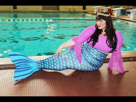 Mermaid Swim!