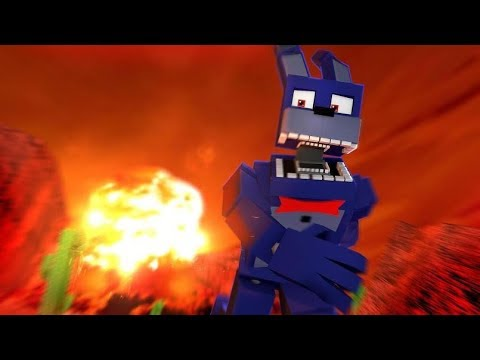 The End Of The World!! (Minecraft FNAF Roleplay)