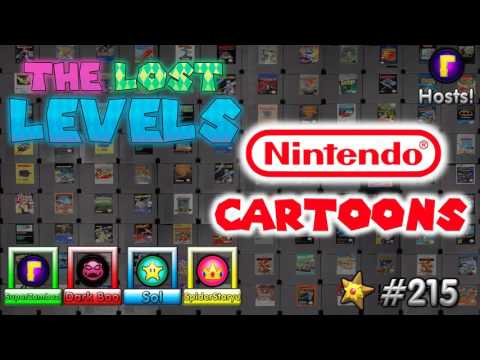 Episode 215 – Nintendo Cartoons