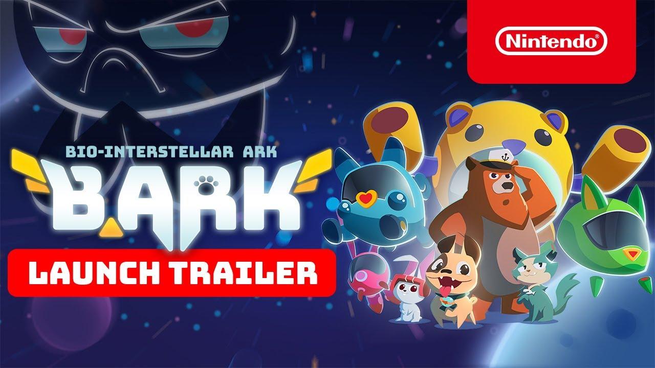B.ARK - Launch Trailer - Nintendo Switch