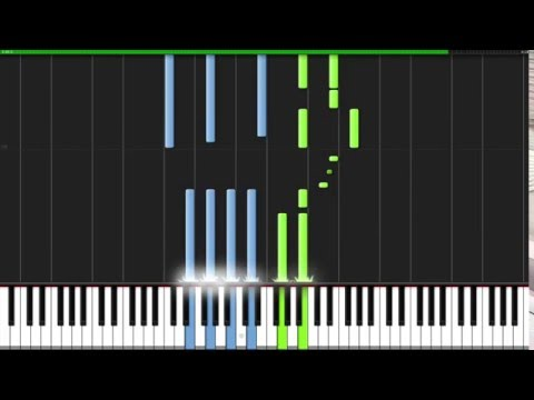 Again  Fullmetal Alchemist: Brotherhood Opening 1 Piano Tutorial Synthesia  Animenz