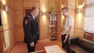 Гриша доводит Яковлева до очередного психоза