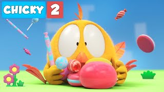 Where's Chicky? NEW SEASON | THE KINGDOM OF CANDY | Chicky Cartoon in English for Kids
