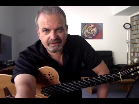 "Youtube Album "" Guitar Repertoire No: 1 ""  Tamer  Zeynioglu"
