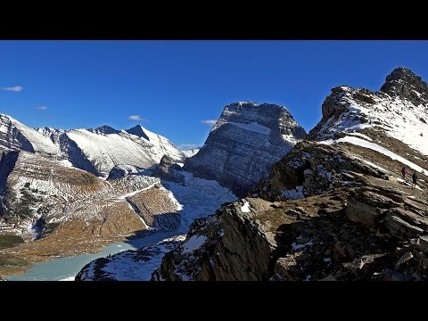 Highline Trail, Glacier National Park, Montana, USA in 4K (Ultra HD)