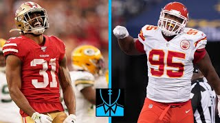 Super Bowl 2020: Can Chiefs slow down 49ers' run game? | Chris Simms Unbuttoned | NBC Sports