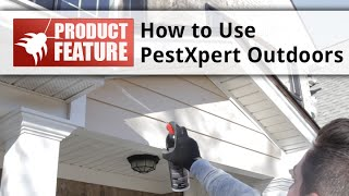 PestXpert Foaming Insect Killer - How to Use Outdoors