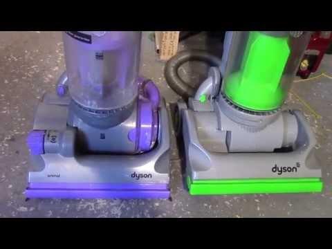 Dyson DC07 & DC04 Service - RustySkull Productions