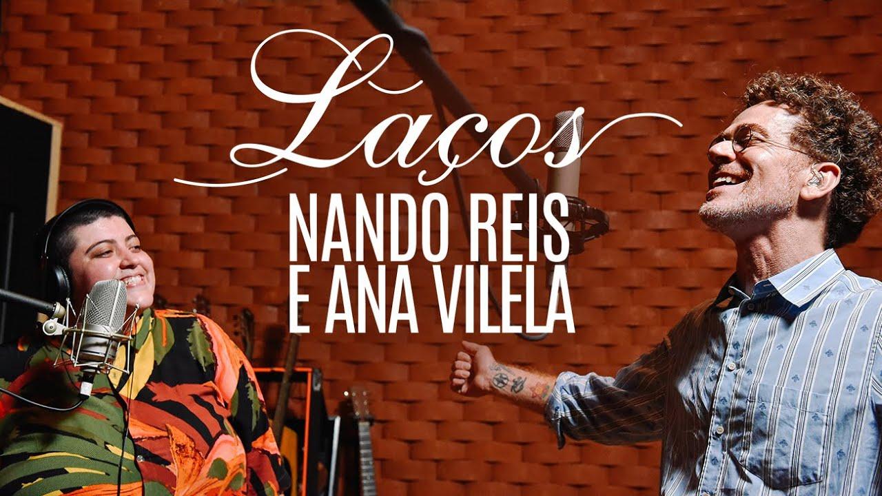 Nado Reis e Ana Vilela lançam música juntos