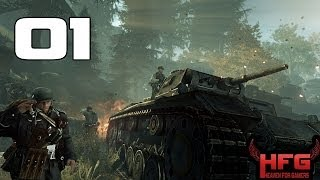 Enemy Front Walkthrough Part 1 Gameplay Playthrough PC Highest Settings