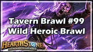 [Hearthstone] Tavern Brawl #99: Wild Heroic Brawl