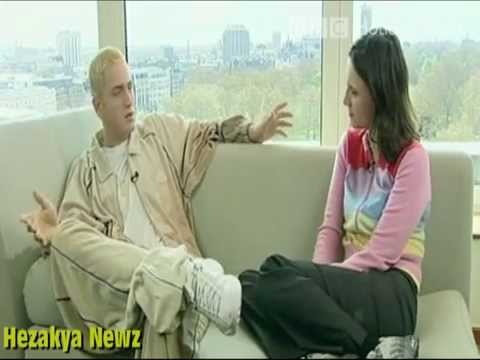 "Eminem RARE Interview For BBC The""Ozone""(2000)"