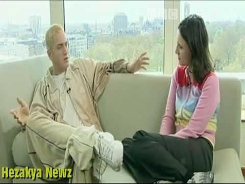 Eminem RARE Interview For BBC TheOzone2000