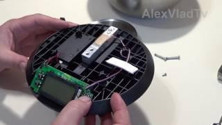 Весы VITESSE, ремонт кнопки