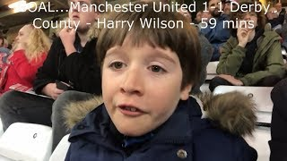Download Video Manchester United v Derby County | Match Day Vlog | Carabao Cup Third Round | 25.09.2018 MP3 3GP MP4