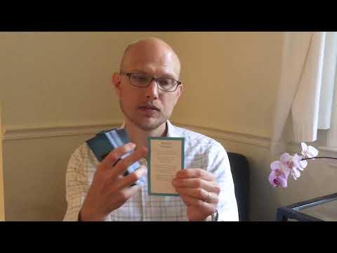 Seth J. Gillihan, Ph.D., explains how to use The CBT Deck