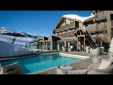 Top 10 Luxury Hotels In Courchevel, France – French Alps Ski Resort