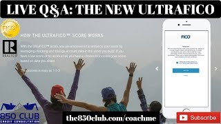 Live Q&A: 📈The New UltraFICO