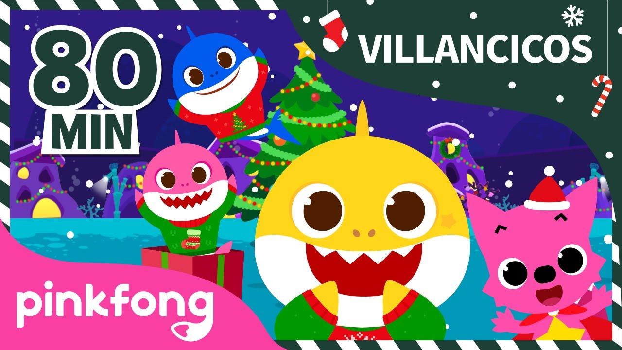 Villancicos y Cuentos de Navidad | +Recopilación | Pinkfong Cuentos y Canciones Infantiles