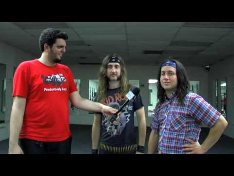 MUNICIPAL WASTE Wrong Answer Behind The Scenes on Metal Injection