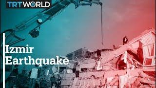 Major Quake Hits Turkey, Greece