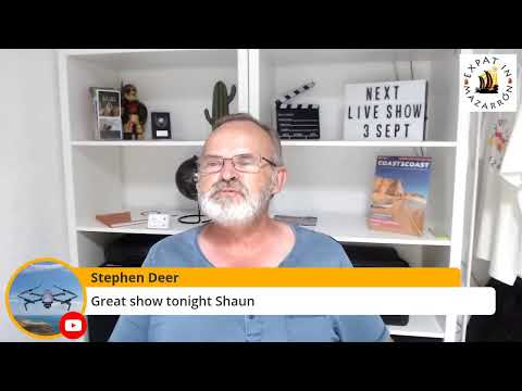 Questions & Answers November Spain 2019 #camposolspain #expatinmazarron from YouTube · Duration:  28 minutes 8 seconds