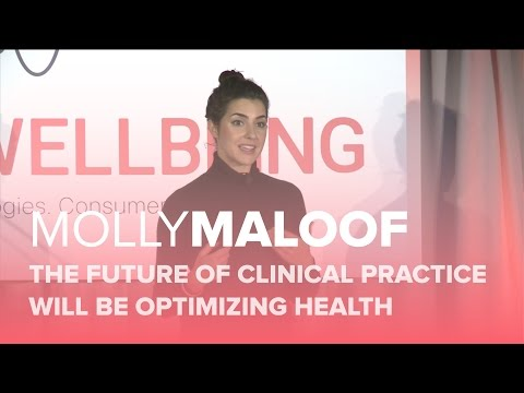 HWB16 | The Future of Clinical Practice will be Optimizing Health | Molly Maloof