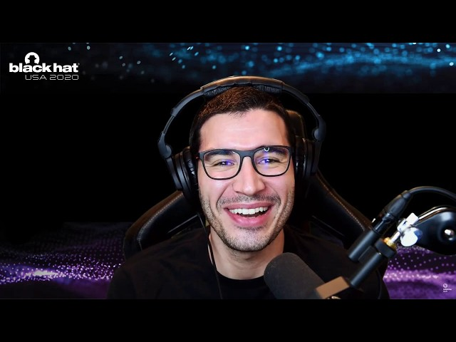 Black Hat Fast Chat: Matt Suiche