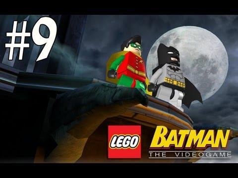 Lego Batman - Part 9 An Enterprising Theft