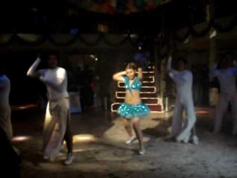 Bailando de tres en tres dance - 2 part 6