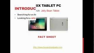 Atrix Android 4.1 Jelly Bean Tablet Pc