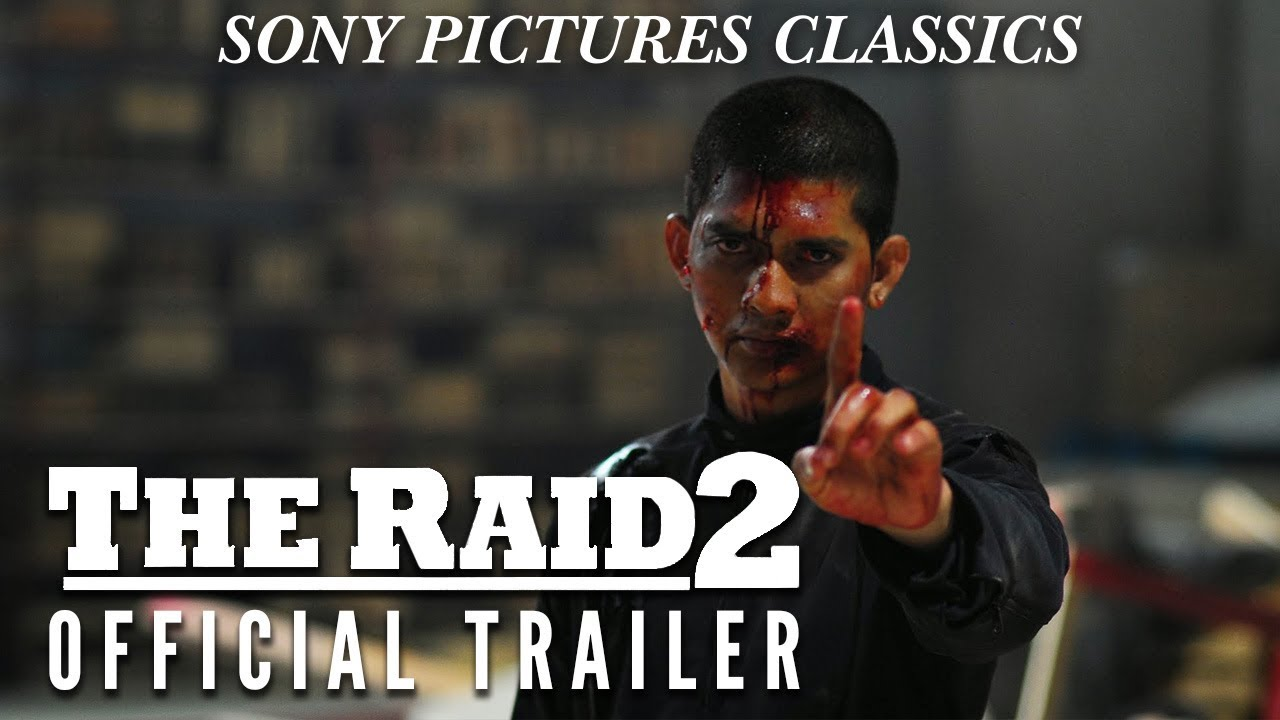The Raid 2 Official Trailer Hd 2014 Youtube