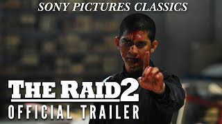The Raid 2 | Official Trailer HD (2014)