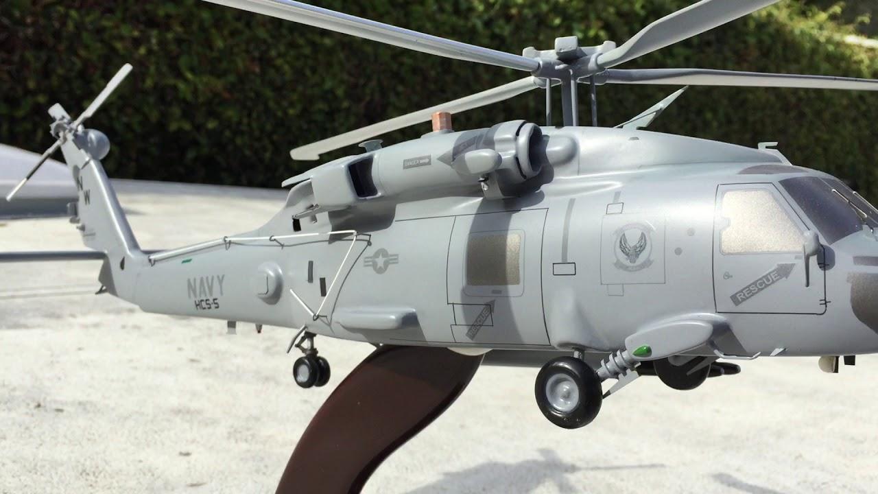 Early Version Neu Hobbyboss 87234-1:72 HH-60H Rescue hawk
