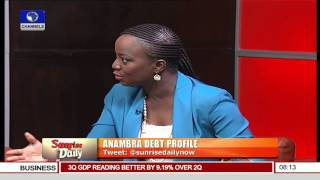 Peter Obi's Aide Gives Account of Anambra Debt Profile -- 18/11/15 Prt 1