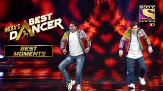'Tu Khiladi Main Anari' पर यह Act है सब पे भारी   India's Best Dancer   Best Moments