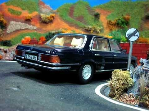 mercedes benz 450 sel 6 9 w116 revell scale 1 18 youtube. Black Bedroom Furniture Sets. Home Design Ideas