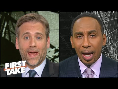 Kyle Pitts? A top QB? Defense? What should the Falcons do with the No. 4 pick? | First Take