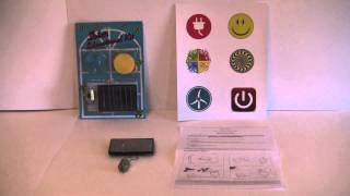 solar educational demo kit