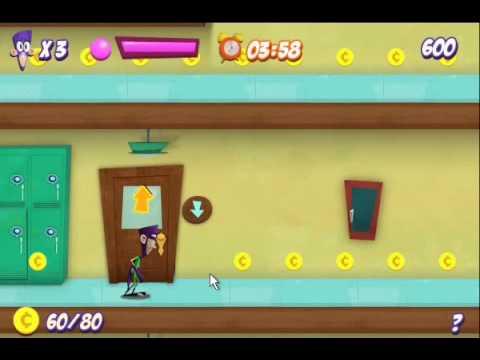 Fanboy and Chum Chum Arcade Raid Level 2